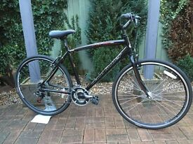 Claud Butler Urban 100 Hybrid Bike