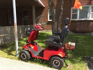 Boomer Buggy 5 (scooter)