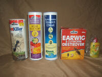 Lot of Insecticide