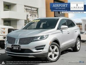 2015 Lincoln MKC AWD with only 60,444 kms