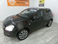 2010,Nissan Qashqai 1.5dCi ( Sat Nav ) 2WD Tekna***BUY FOR ONLY £38 PER WEEK