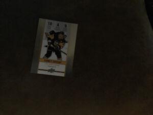 2018-19 Tim Hortons hockey cards