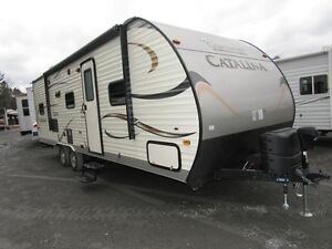 2015 COACHMEN CATALINA 273TBS