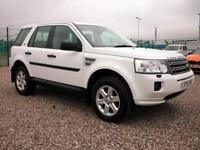 Land Rover Freelander 2.2 TD4 GS - Full Service History - Low Mileage - 2 Keys