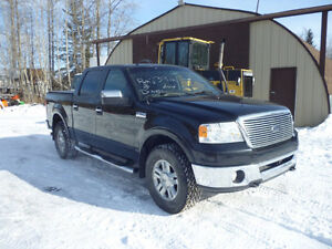 Parting Out 2008 FORD F150