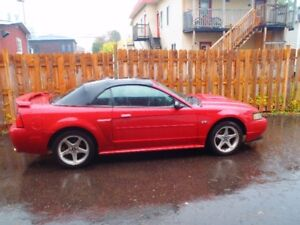 2003 Ford Mustang GT Coupé (2 portes)