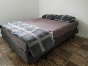 Complete bed with mattress !! Sale!!
