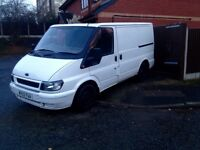 Transit van SWAP for different van OR cash £1200