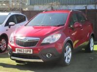 2014 Vauxhall Mokka 1.7 CDTi ecoFLEX 16v Exclusiv FWD (s/s) 5dr