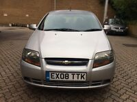 Chevrolet kalos 1.2 one year mot great condition drives really good