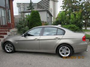 2008 BMW 328 xi.Very low km.(83500 km)