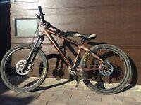 Jamis Komodo mountain bike