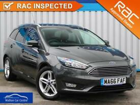 Ford Focus 1.5 Zetec Tdci 2016 (66) • from £56.19 pw