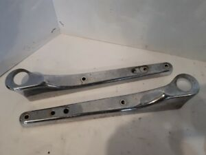 HD - Sportster - Rear Frame  Guards (Pair) - ID 0683
