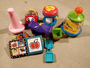 Free baby toys.