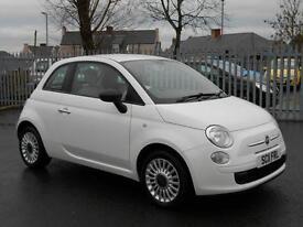 2011 Fiat 500 1.2 Pop 3dr (start/stop)