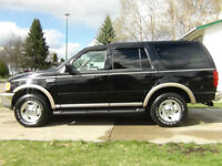 8 passenger! New Low price!! 1998 Ford Expedition