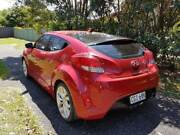 Hyundai - Velostar 2012 FS 6 Speed Manual Bomaderry Nowra-Bomaderry Preview