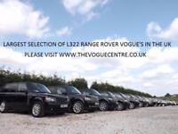 2012 Land Rover Range Rover 4.4 TD V8 Vogue SE 5dr