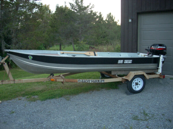 Used 1995 Lowe Boats SEA NYMPH 1457
