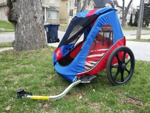 Chariot Double Bike Trailer $275 Great Condition
