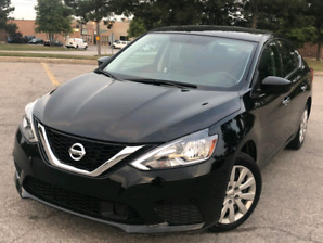 2018 Nissan Sentra SV *low Bi-weekly Payment* *Safety Certified*