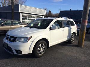 2012 Dodge Journey Cuir Noir VUS