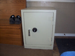 Fire proof safe