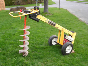 Posthole Pro-Now Digging