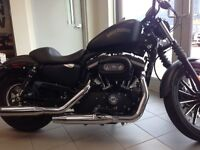 2012 Harley Davidson Davidson Sportster IRON SPECIAL EDITION