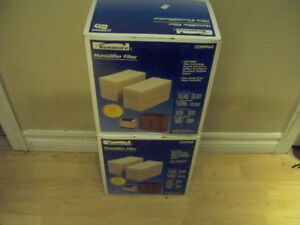 KENMORE HUMIDIFIER FILTERS 2 BOXES NEW