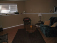 Two bedroom basement suite - Available September 1