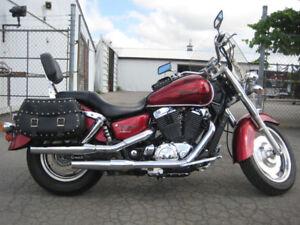 2003 Honda Shadow Saber 1100