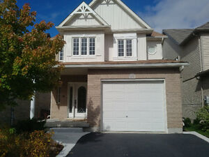 Gorgeous 4 Bedroom single house for rent in Laurelwood, Waterloo