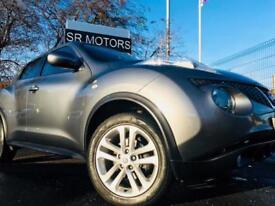 2012 Nissan Juke 1.5dCi ( 110ps ) Acenta Sport(HISTORY,WARRANTY)