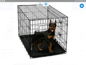"""cage pour petit chien. 24"""""""