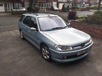 Peugeot 306 Meridian HDI 2001