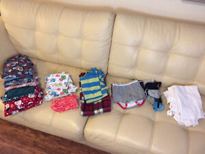 Boys pj sets and under clothing