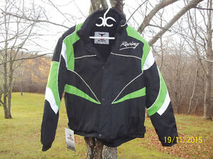 Women's/Men's 2-pc. Snowmobile Jacket and Pants (Bull Faster)