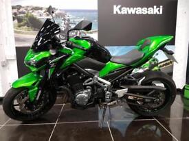 2017 KAWASAKI Z900 PERFORMANCE EDITION ZR900BHF Low Mileage,Akropovic ...