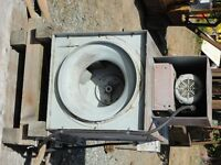 exhaust ventilator fan