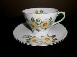 Shelley Cup & Saucer