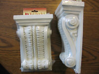"Salem Corbel for Wall Brackets ""BRAND NEW"""