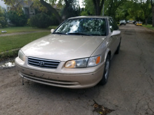 2001 Toyota Camry For sale with Remote Starter