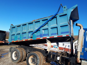 REDUCED tandem dump box