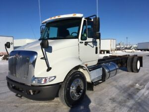 2015 International 8600, Used Cab & Chassis
