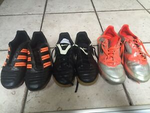 Youth Indoor and Outdoor soccer boots