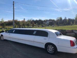 Limousine, Lincoln, 8 passenger, new inspected, turnkey business
