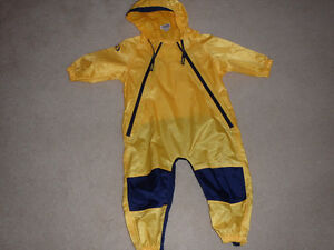TUFFO MUDDY BUDDY RAIN/MUD SUITS (18 months and 24 months)
