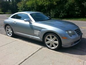 Chrysler Crossfire '04 - low mileage, excellent shape